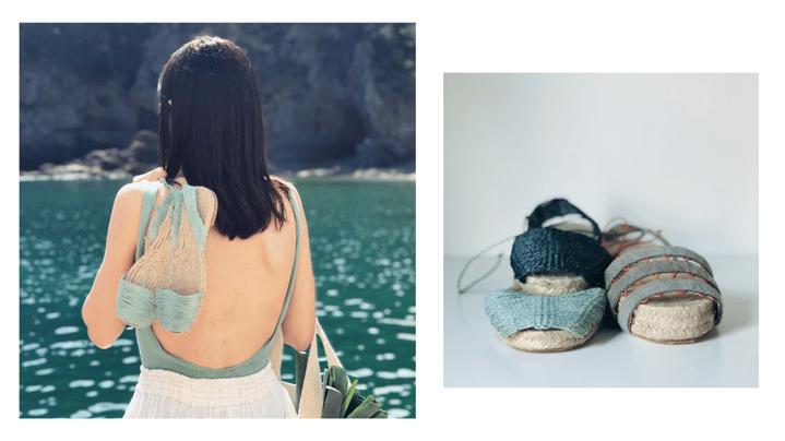 Alpargatas mujer moda estilo mediterráneo Ball Pagès