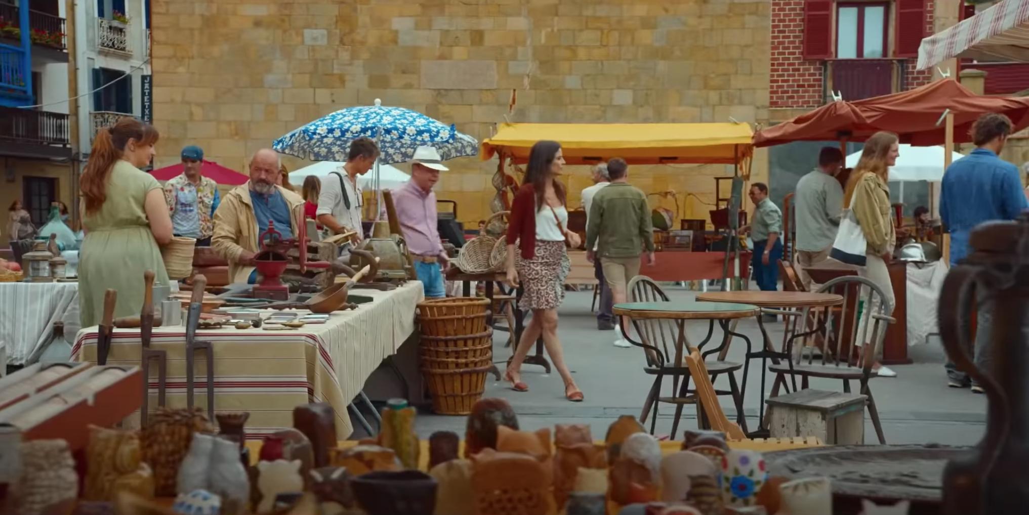 Las alpargatas Ball Pagès en la nueva pelicula de Woody Allen