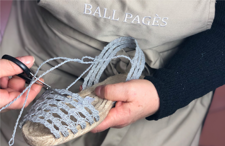 Proceso de creación de las Ball Pagès
